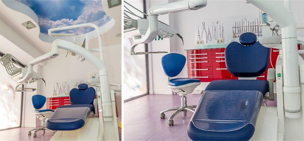 Clínicas dentales en San Sebastián de los Reyes